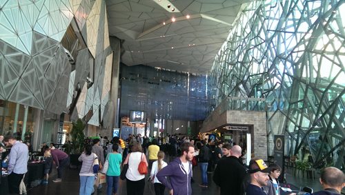 The Atrium - Federation Square